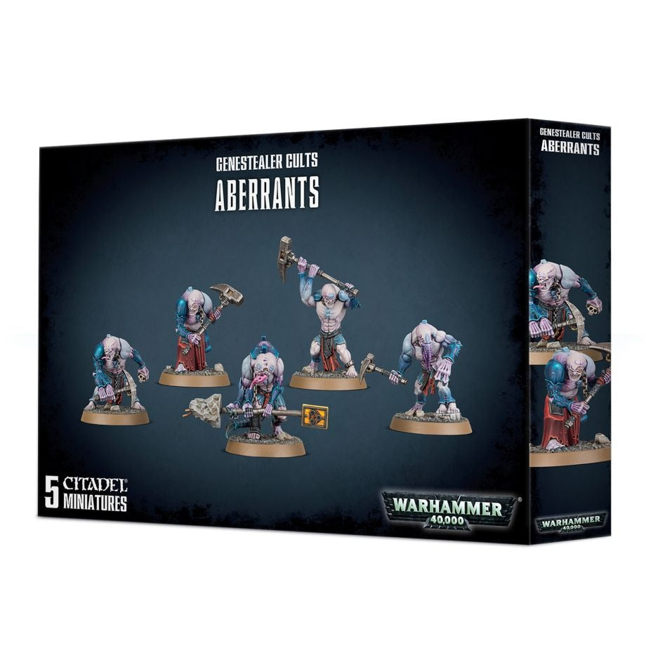 Aberrants: Genestealer Cults GAW 51-60
