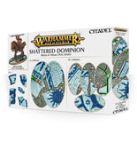 Shattered Dominion 60 & 90mm Oval Bases GAW 66-98