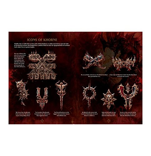 Battletome: Blades of Khorne GAW 83-01-60