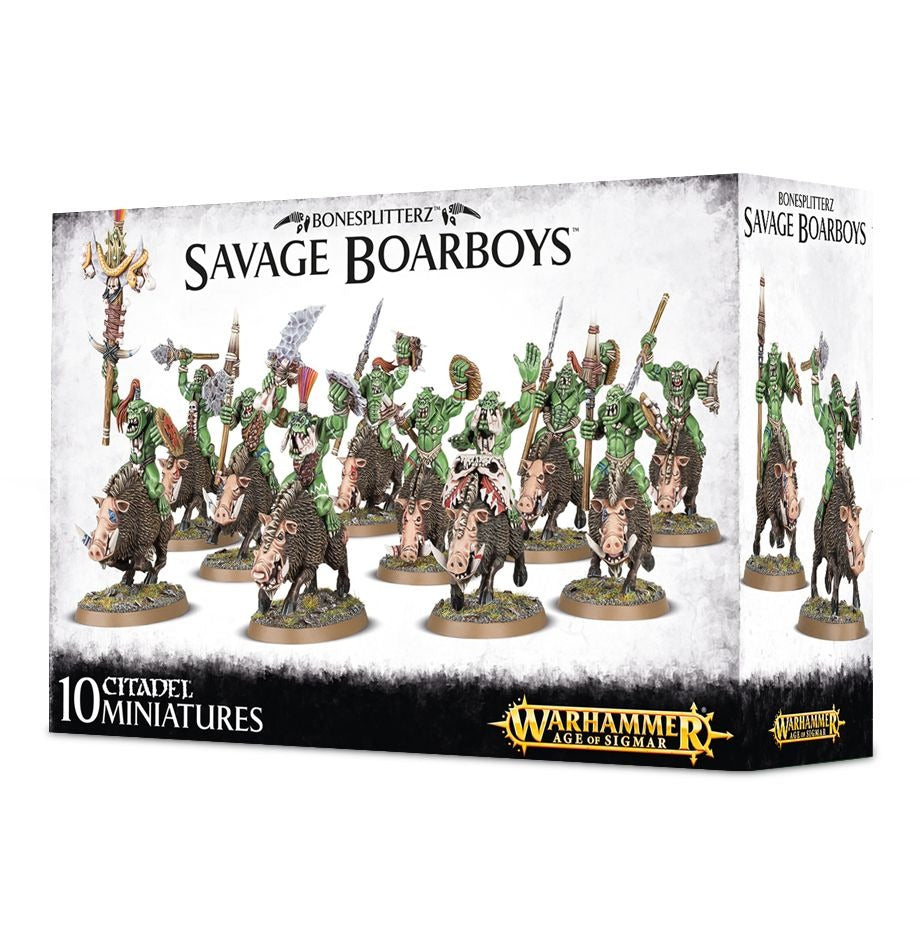 Savage Boarboys: Bonesplitterz GAW 89-20