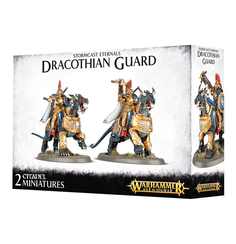 Dracothian Guard: Stormcast Eternals GAW 96-24