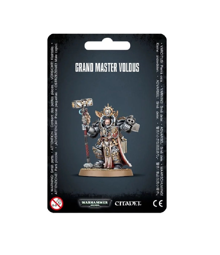 Grey Knights, Grand Master Voldus GAW 57-11