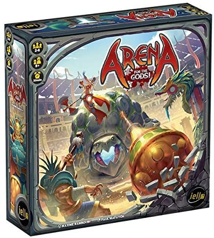 Arena: For the Gods - IEL 51389