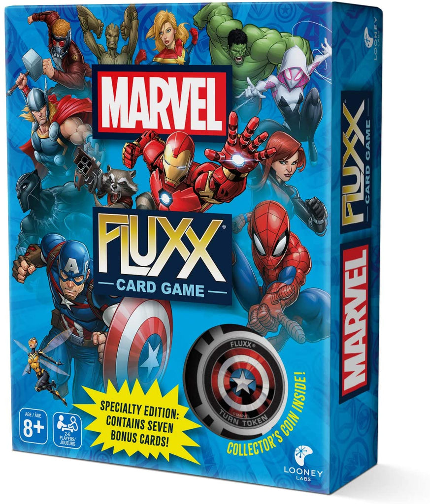 Marvel Fluxx Specialty Edition LOO 102