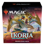 Magic the Gathering CCG: Ikoria - Lair of Behemoths Prerelease kit