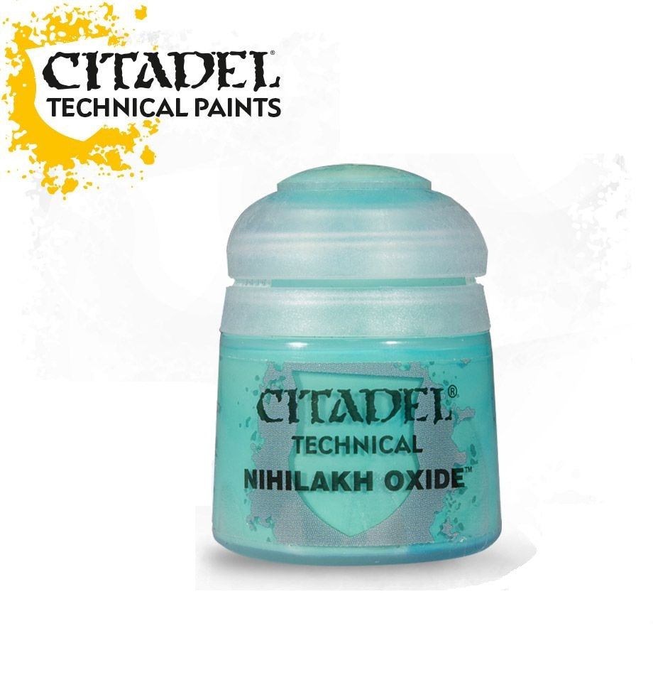 Nihilakh Oxide: Citadel Technical Paints GAW 27-06-S