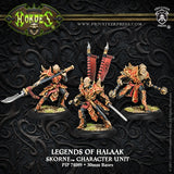 Legends of Halaak: Skorne - Unit PIP 74089