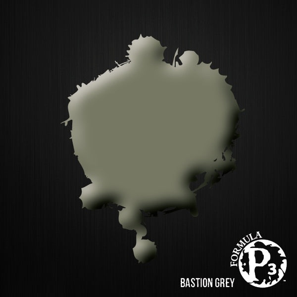 Bastion Grey: Formula P3 Paints PIP 93068