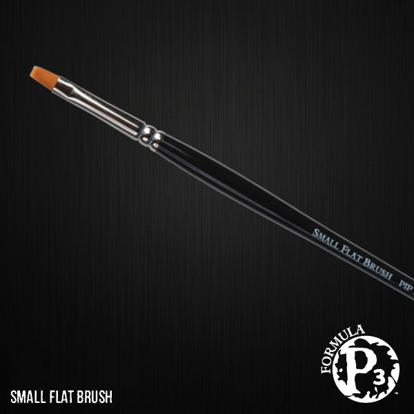 Small Flat Brush: Formula P3 PIP 93089