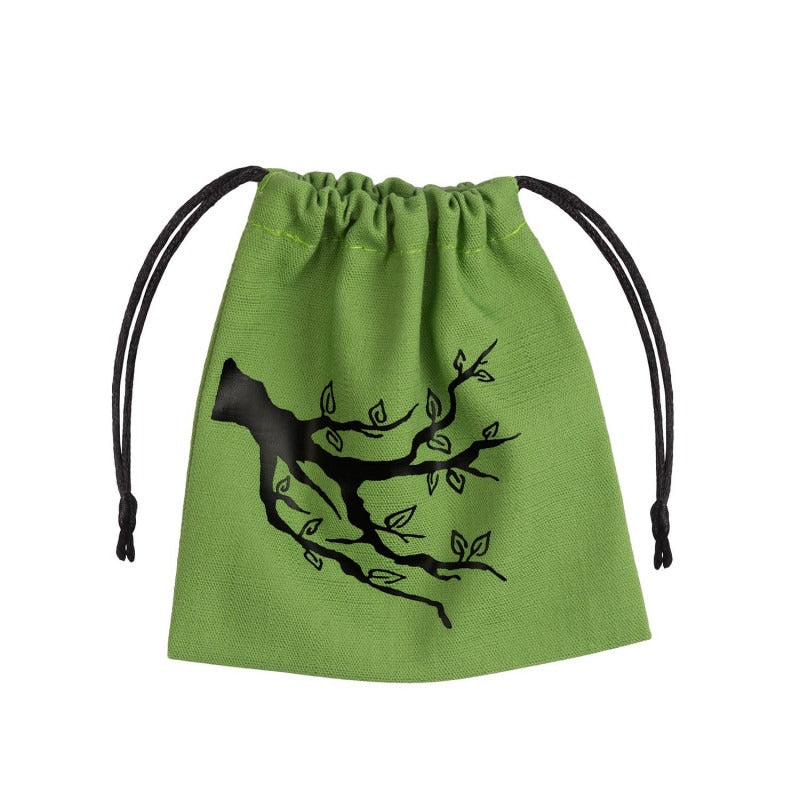 Ent Green & Black Dice Bag QWS BENT101