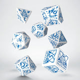 Pathfinder Reign of Winter Dice Set (7) QWS SPAT28
