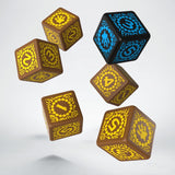 Iron Kingdoms D6 Dice (6) QWS SPIK02