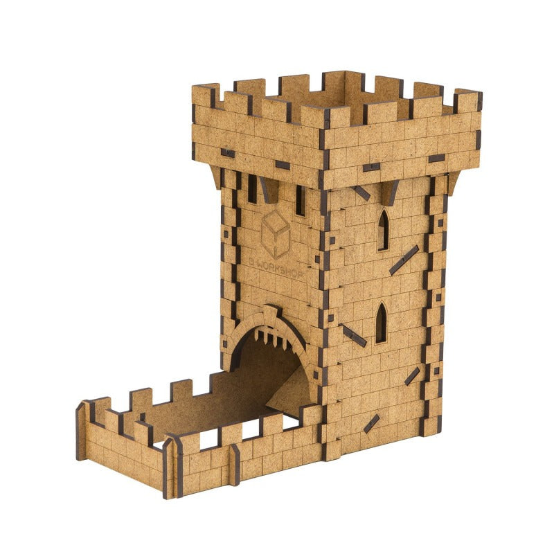 Medieval Dice Tower QWS THUM101