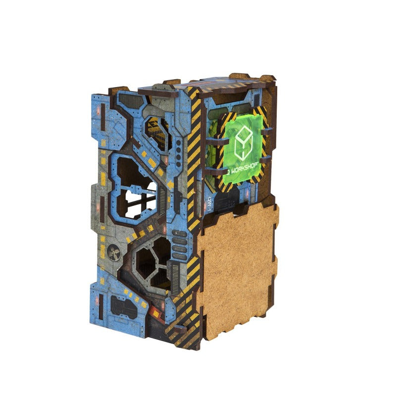 Color Tech Dice Tower QWS TTEC102