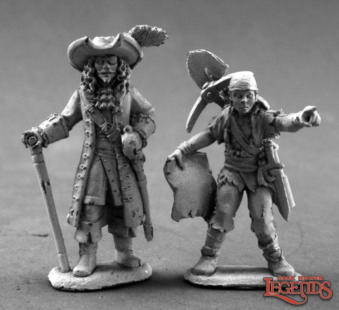 Pirate Lord and Cabin Boy: Dark Heaven Legends RPR 03635