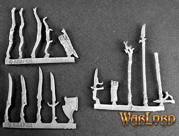Elven Weapons (15): Warlord RPR 14262