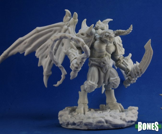 Fire Demon: Bones RPR 77315