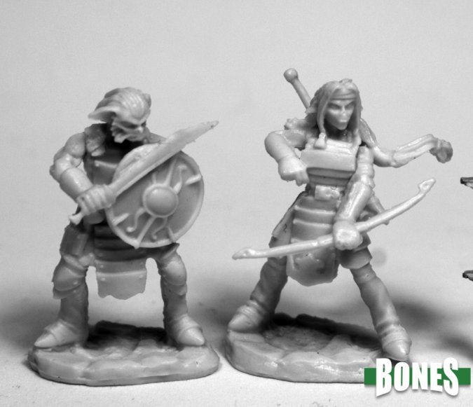 Hobgoblin Warriors (2): Bones RPR 77476