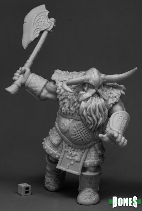 Frost Giant Warrior (1H Axe): Bones RPR 77543
