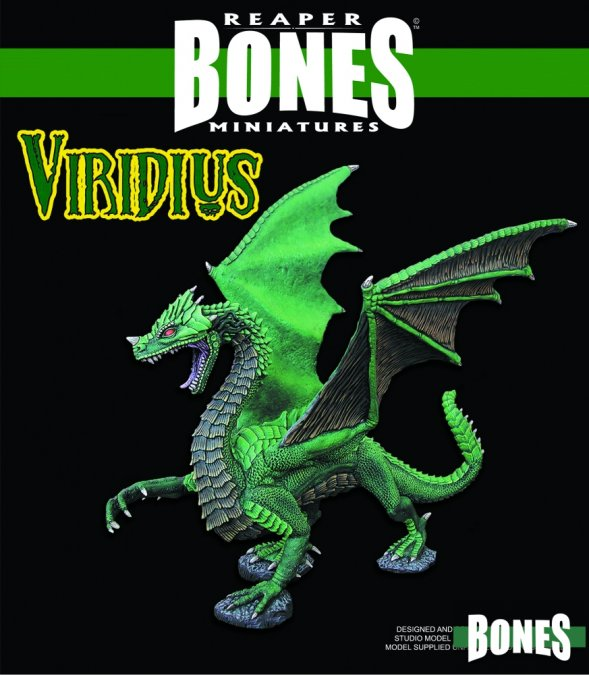 Viridius, Great Dragon: Bones RPR 77555