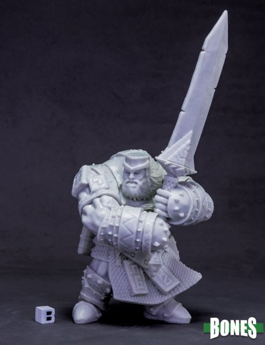 Fire Giant Bodyguard (Huge): Bones RPR 77615