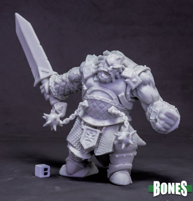 Fire Giant Warrior (Huge): Bones RPR 77616