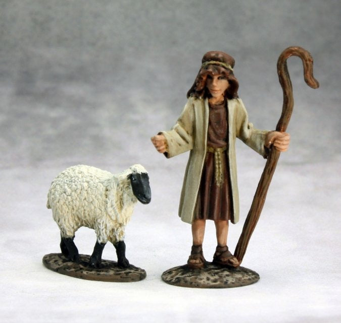 The Nativity: Shepherd RPR 01433