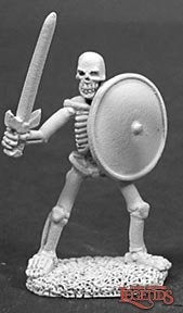 Skeleton Swordsman: Dark Heaven Legends RPR 02015