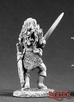 Samantha of the Blade: Dark Heaven Legends RPR 02047