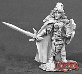 Callindra Silverspell: Dark Heaven Legends RPR 02059