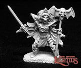 Carnessa the Terrible: Dark Heaven Legends RPR 02077