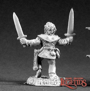 Dar Dimplefoot: Dark Heaven Legends RPR 02099