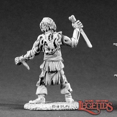 Plague Zombie: Dark Heaven Legends RPR 02102