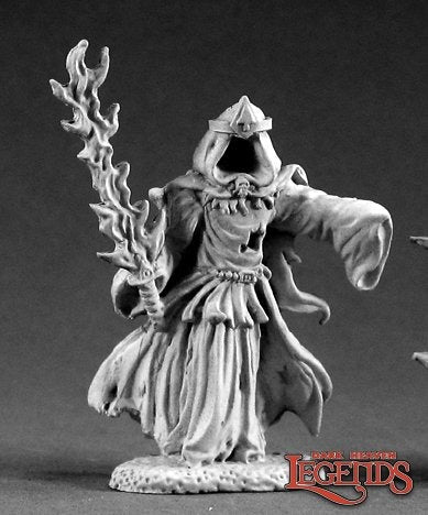 Murkillor, The Wraith: Dark Heaven Legends RPR 02103