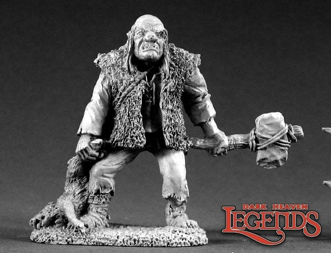 Giant Mountain Troll: Dark Heaven Legends RPR 02127