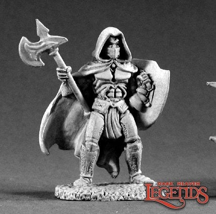 Unholy Warrior: Dark Heaven Legends RPR 02146