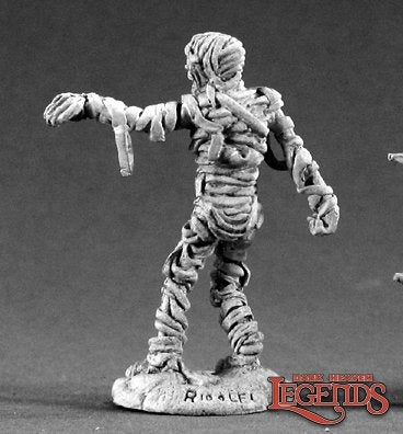 Mummy Of Hakir: Dark Heaven Legends RPR 02156