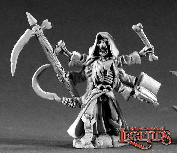 Arachno-Assassin: Dark Heaven Legends RPR 02159