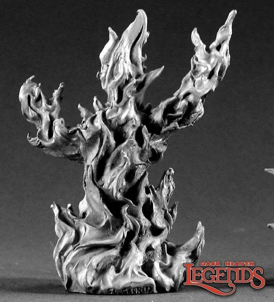 Fire Elemental: Dark Heaven Legends RPR 02251