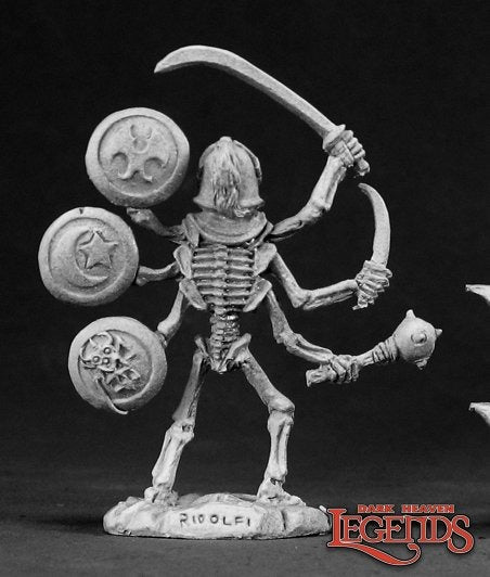 Arachno Assassin: Dark Heaven Legends RPR 02284