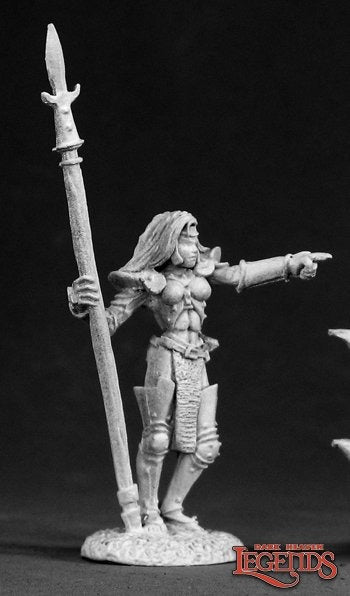 Britta, War Maiden: Dark Heaven Legends RPR 02326