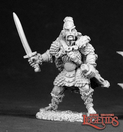 Ulf Wolfmane: Dark Heaven Legends RPR 02327