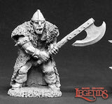 Ta'Resk, Black Orc: Dark Heaven Legends RPR 02356