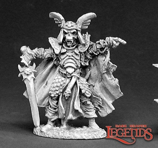 Dragoth the Defiler: Dark Heaven Legends RPR 02367