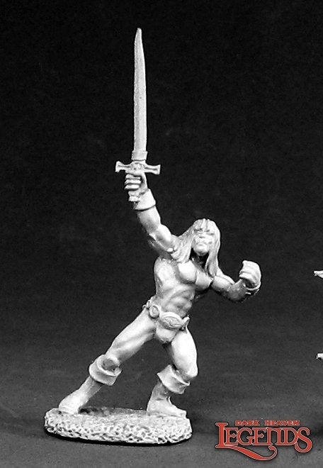 Ragnor, Barbarian: Dark Heaven Legends RPR 02414