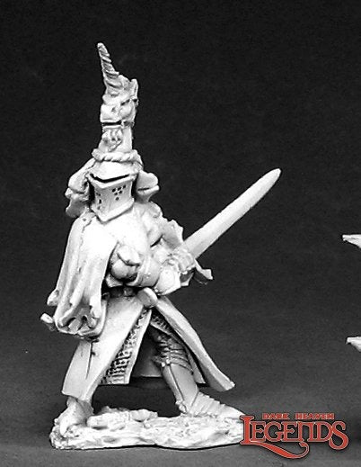 Sir Richard the White: Dark Heaven Legends RPR 02420
