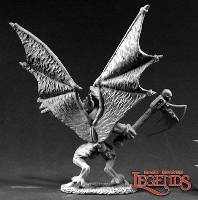 Demon Gharun: Dark Heaven Legends RPR 02444
