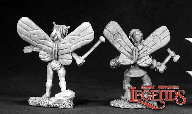 Fairies: Dark Heaven Legends RPR 02445