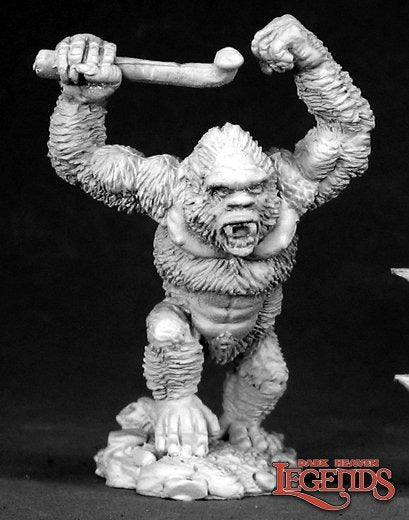 Carnivorous Ape: Dark Heaven Legends RPR 02466