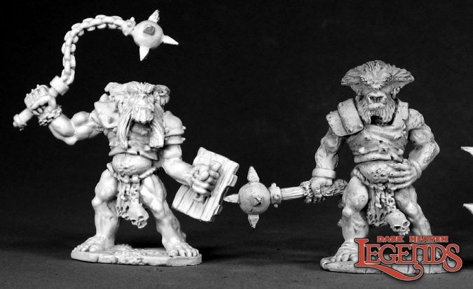 Bugbear Warriors: Dark Heaven Legends RPR 02469